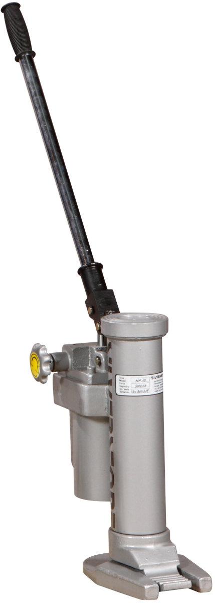 Silverstone hydraulisk donkraft, 5000 kg