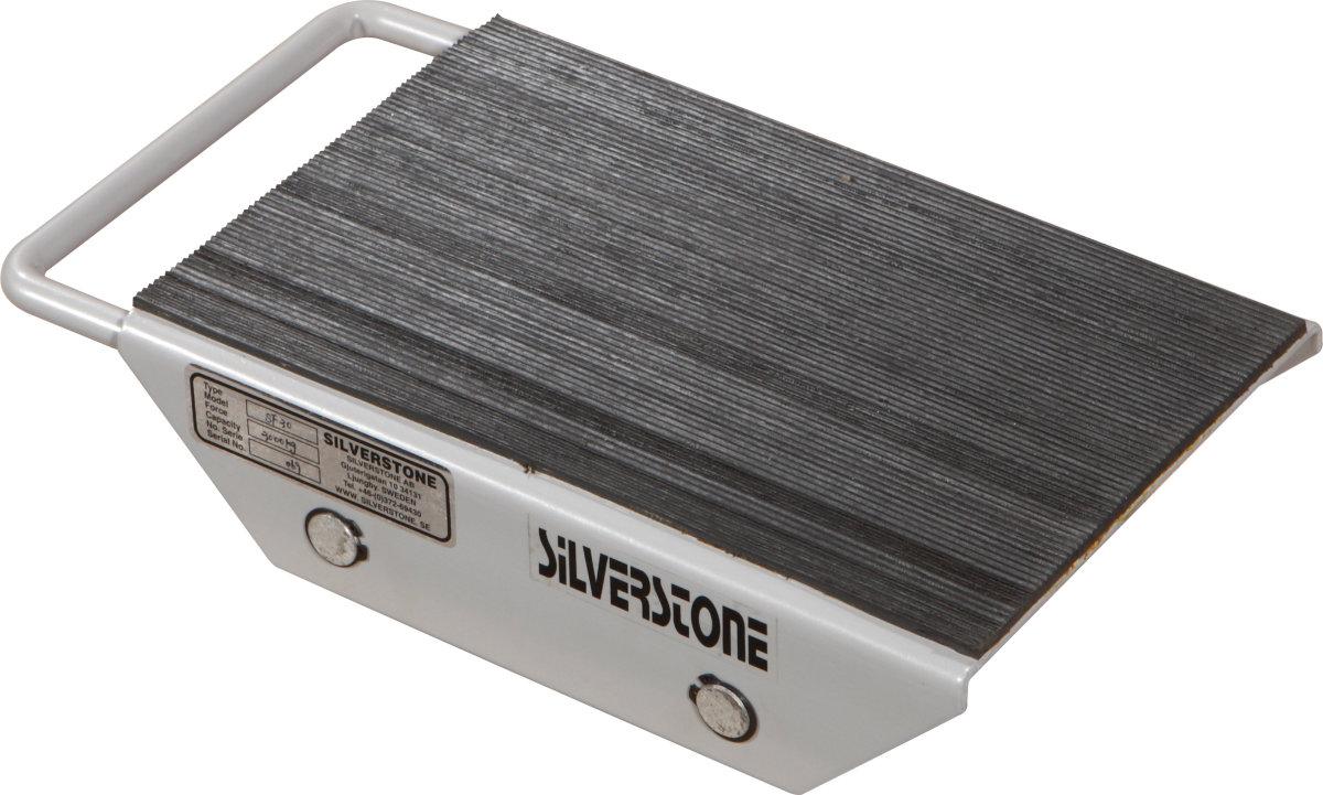 Silverstone maskinskøjte, 3000 kg
