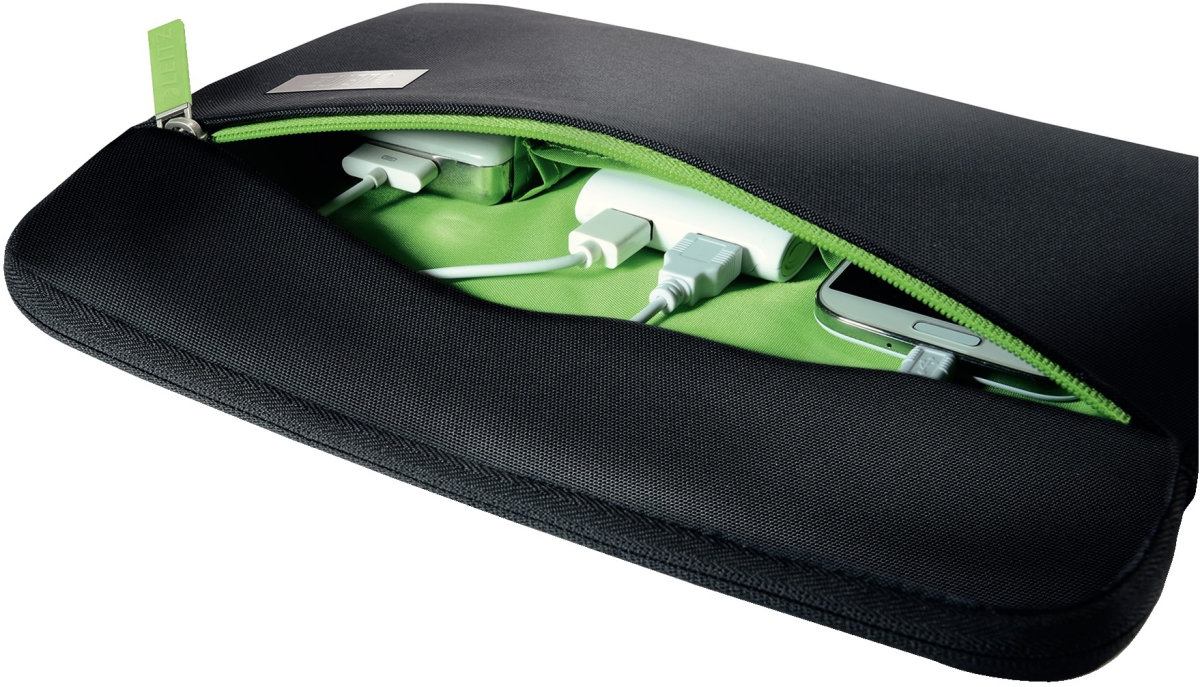 Leitz Complete Smart Traveler Tablet Sleeve 10""