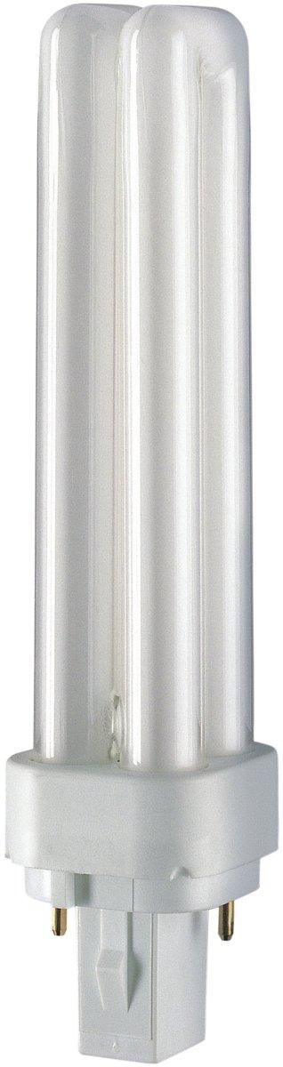 Osram Dulux D Kompakt lysstofrør 13W/830, G24d-1
