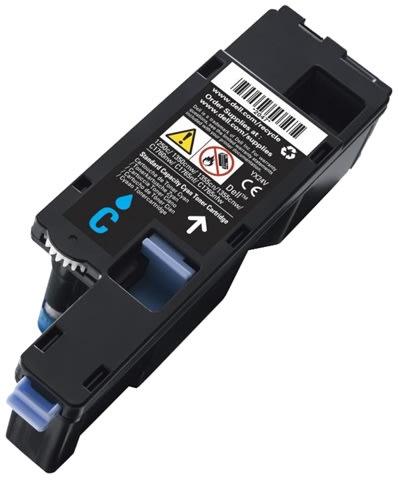 Dell 5R6J0 lasertoner, blå, 1000 s.