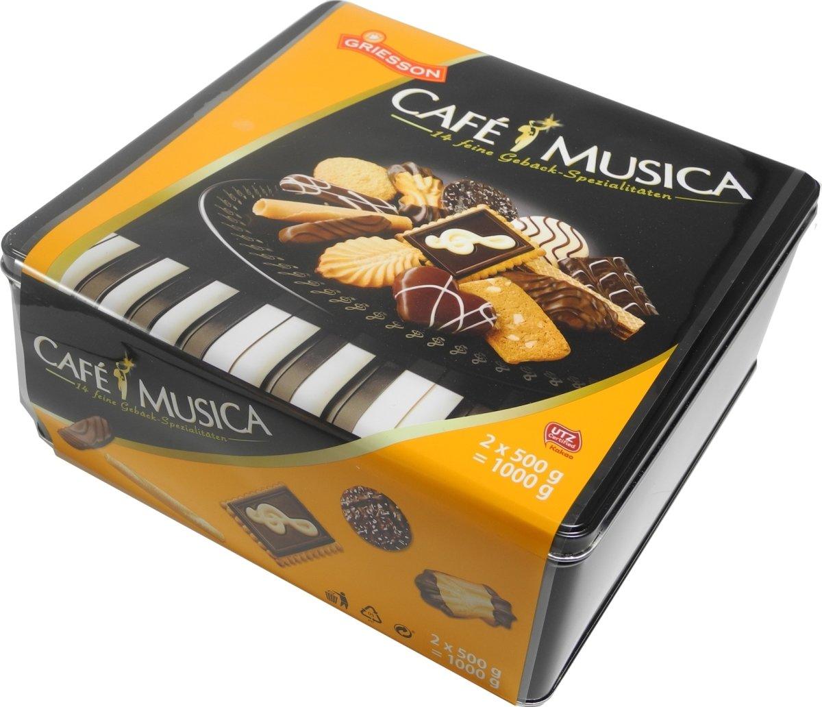 Griesson - de Beukelaer Café Musica småkager, 1 kg
