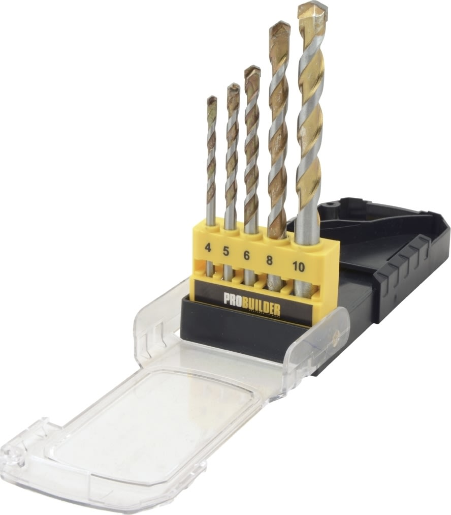 Probuilder murborsæt ledningsfri, 5 dele