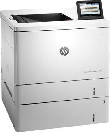 HP Color LaserJet Enterprise M553x farveprinter