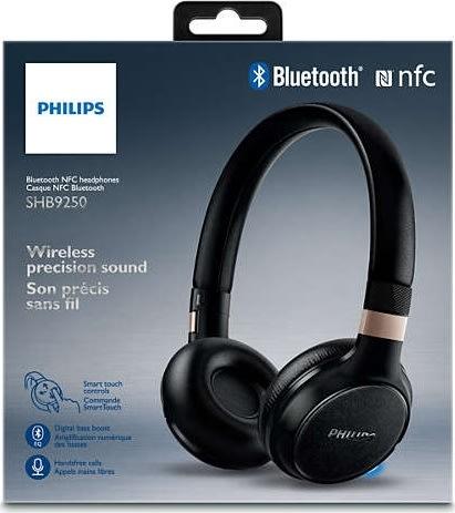 Philips SHB9250 bluetooth hovedtelefoner