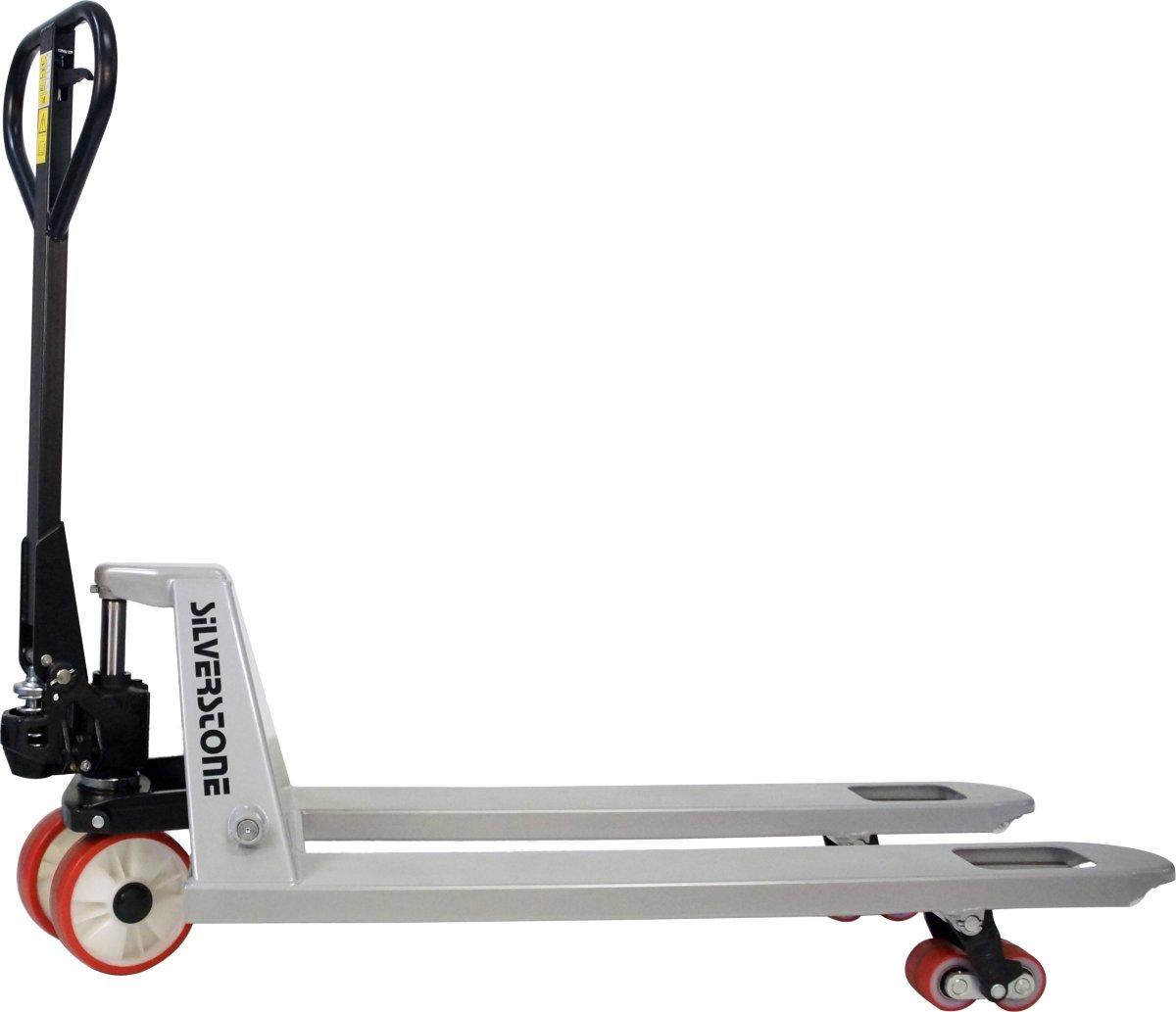 Palleløfter 1150x540 mm, 2500 kg, Boggie PU