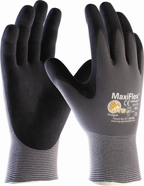 MaxiFlex Ultimate arbejdshandske - Str. 10 (XL)
