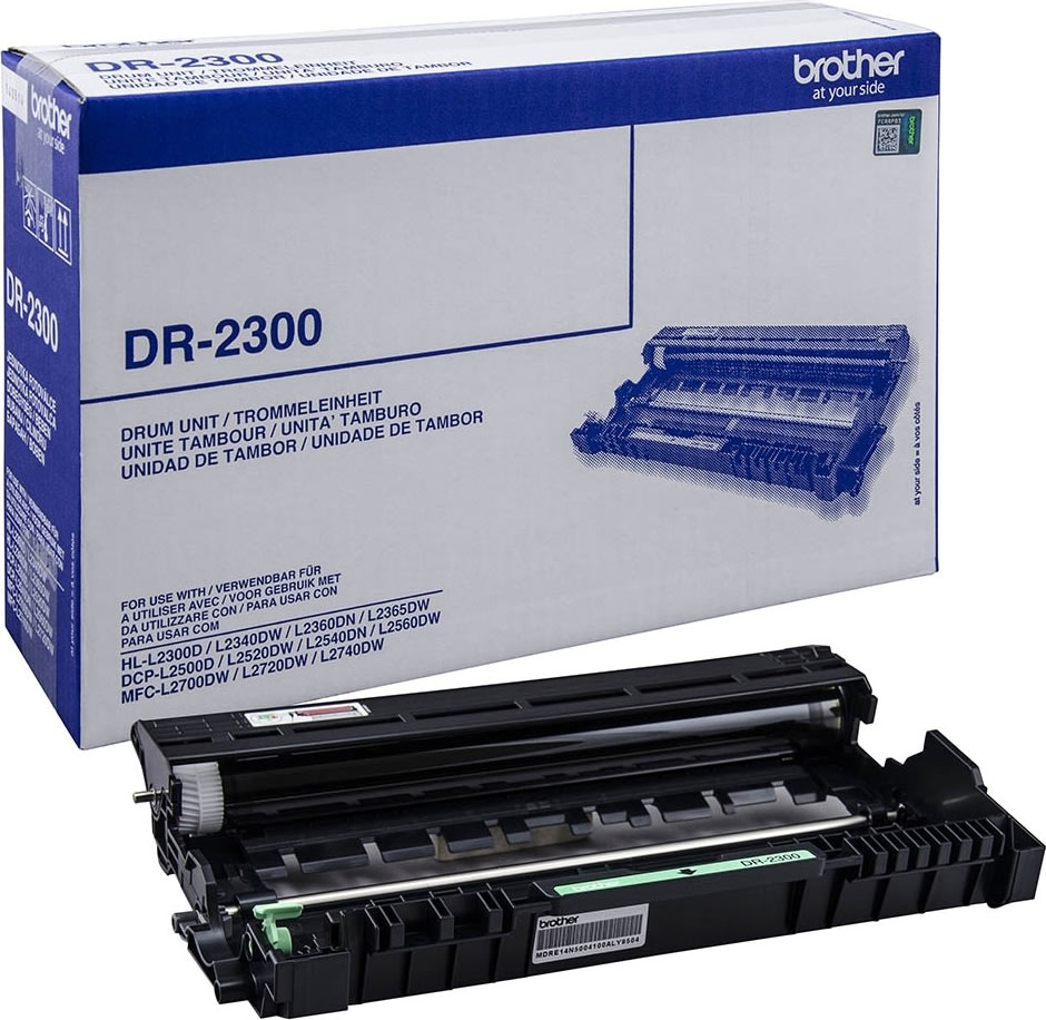 Brother DR2300 Lasertromle, 12000 s.