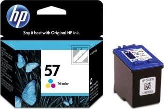 HP nr.57/C6657AE blækpatron, 3-farvet, 400s