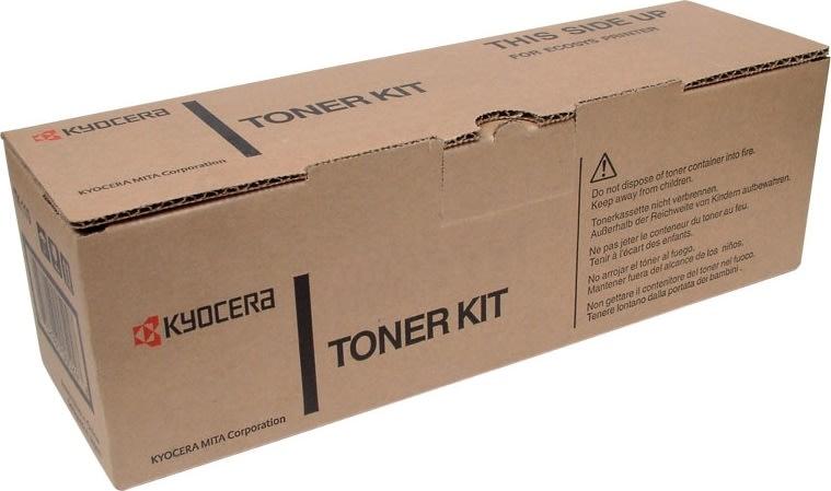 Kyocera TK-120 lasertoner, sort, 7200s