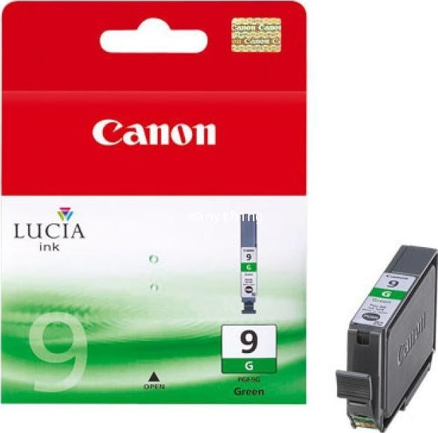 Canon PGI-9G blækpatron, grøn, 1600s