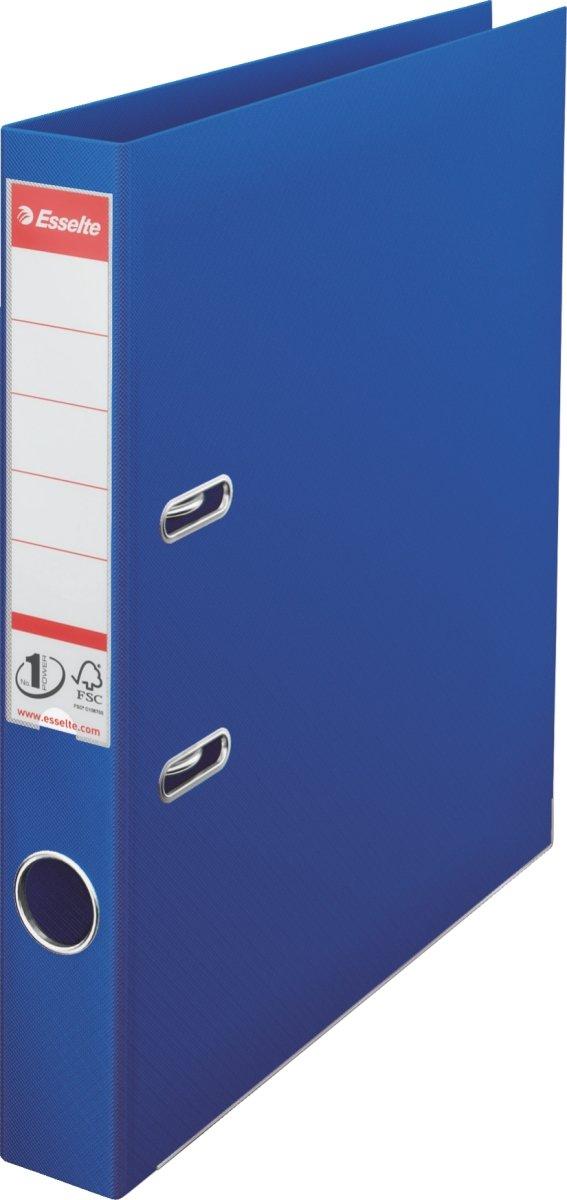 Esselte No.1 brevordner A4, 50mm, blå
