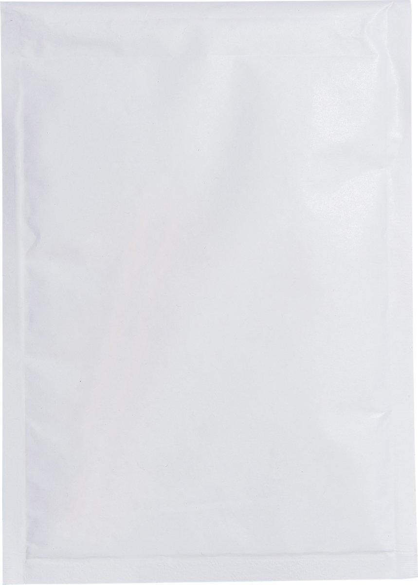 Boblekuvert udv. 200 x 275mm, hvid