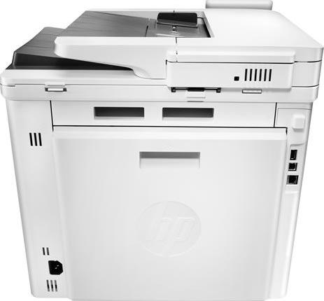 HP Color LaserJet Pro MFP M477fnw