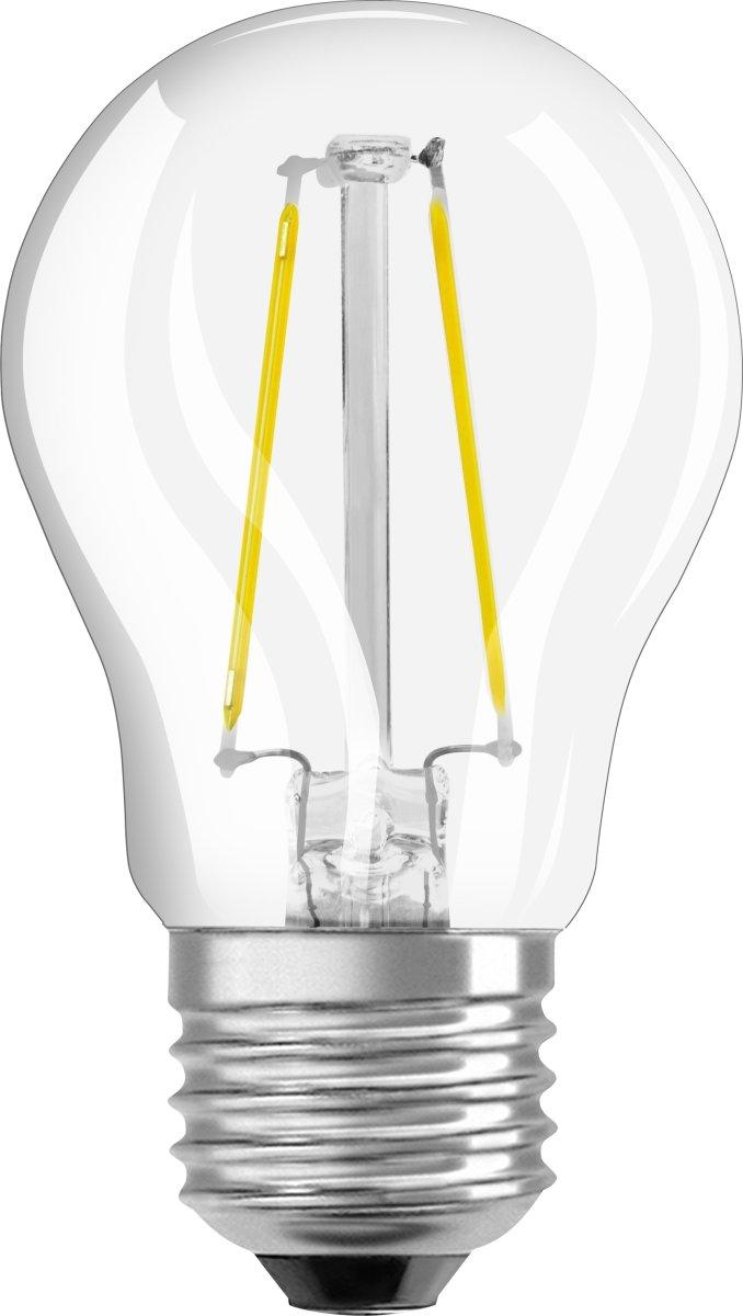 Osram Retro LED Kronepære klar E27, 2W=25W