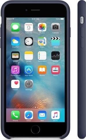 Apple iPhone 6s Plus Silicone Case, blå