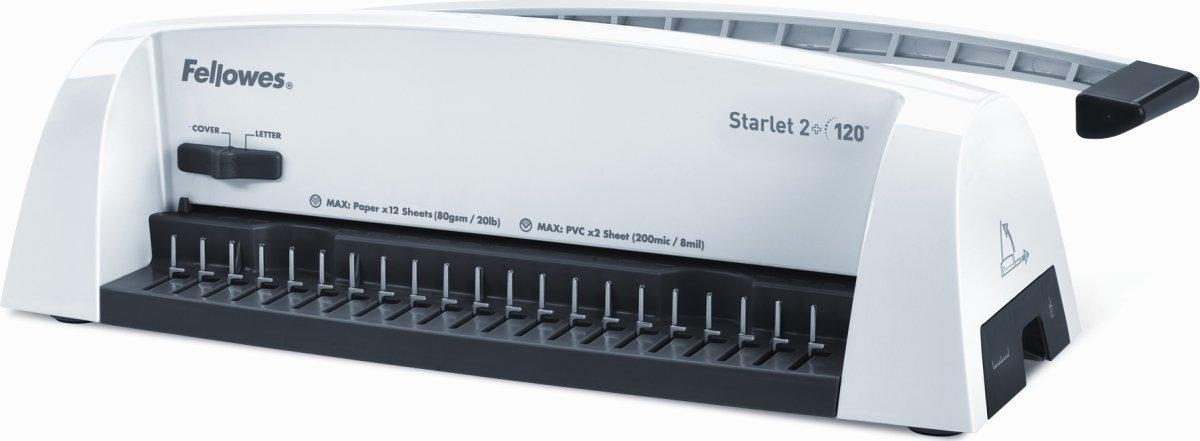 Starlet 2+ indbindingsmaskine, manuel