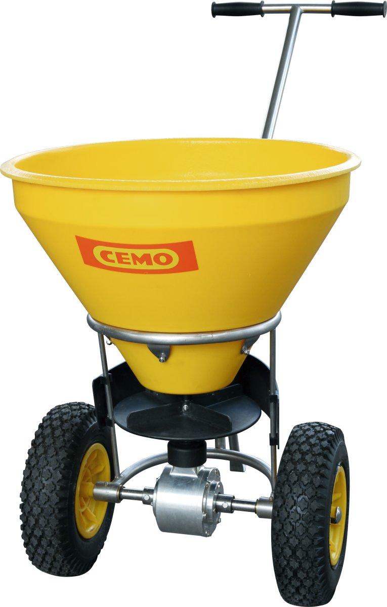 CEMO salt-/sandspreder, 50L