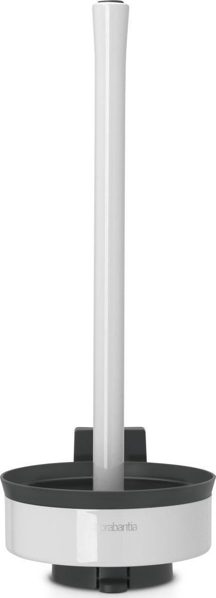 Brabantia Toiletrulle dispenser t/væg, pure white