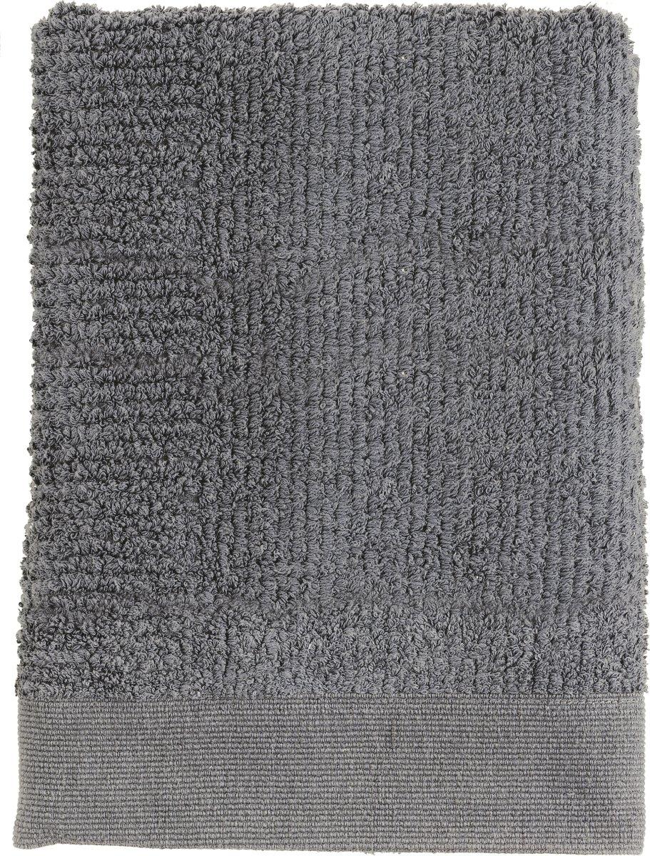Zone Confetti håndklæde 70x140cm, grå