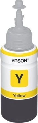Epson T6644 blæktank, gul, 70ml