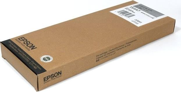 Epson C13T544700 blækpatron, lys sort, 220ml