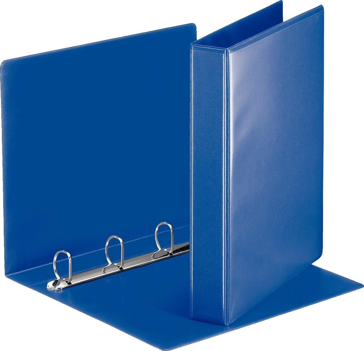 Esselte Indstiksringbind A4, 4 DR, 51mm, blå