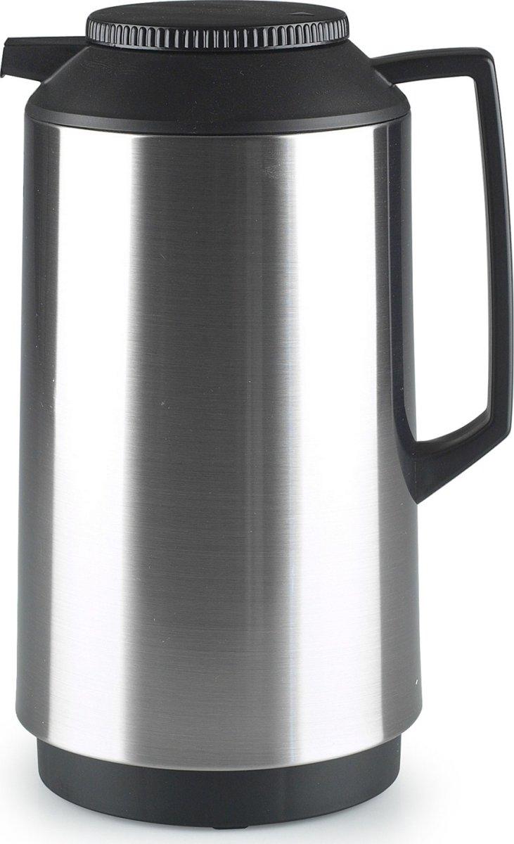 Lækker Tiger Termokande 1L, mat stål - Lomax A/S RJ-07