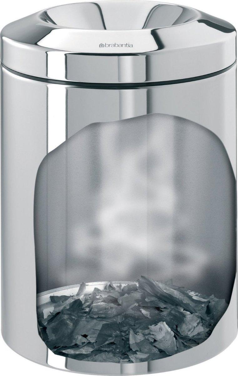 Brabantia Flameguard Affaldsspand, 15L, mat stål