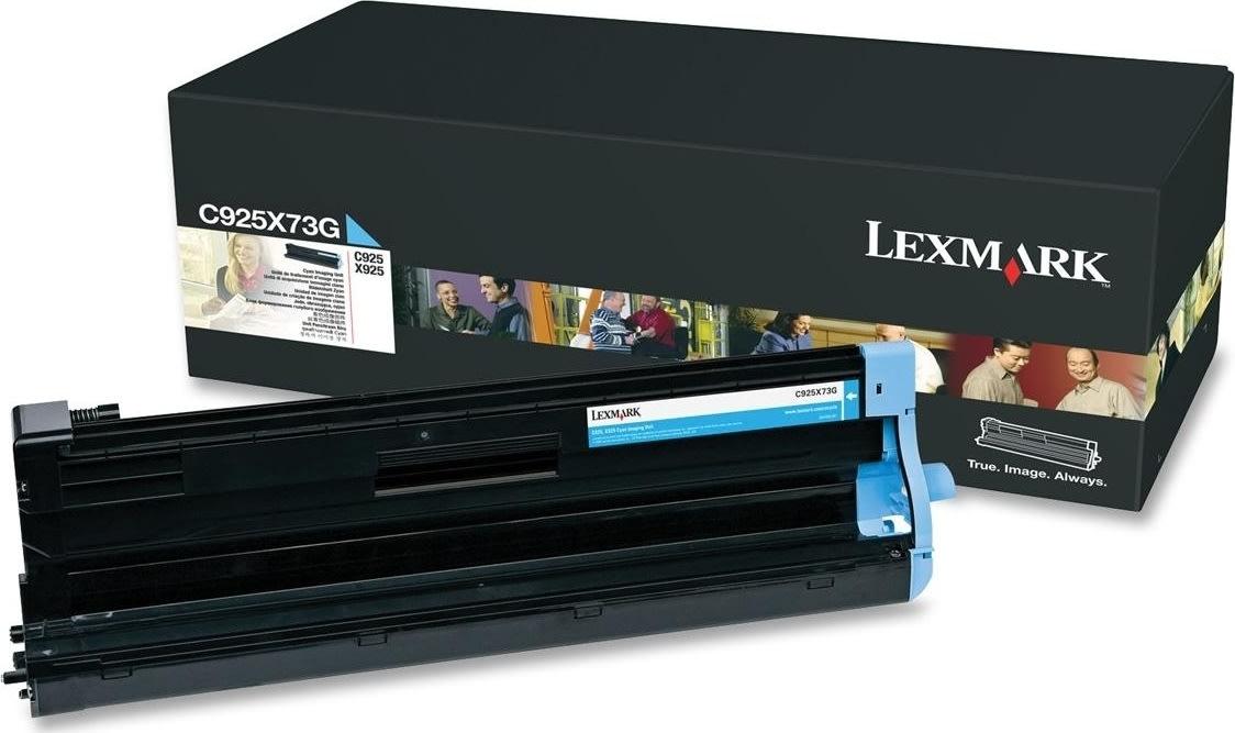 Lexmark C925X73G imaging unit, blå, 30000s