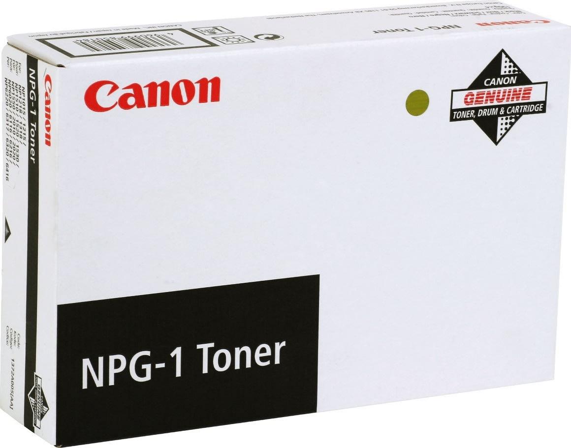 Canon 1372A005AA lasertoner, sort, 15200s, 4pk