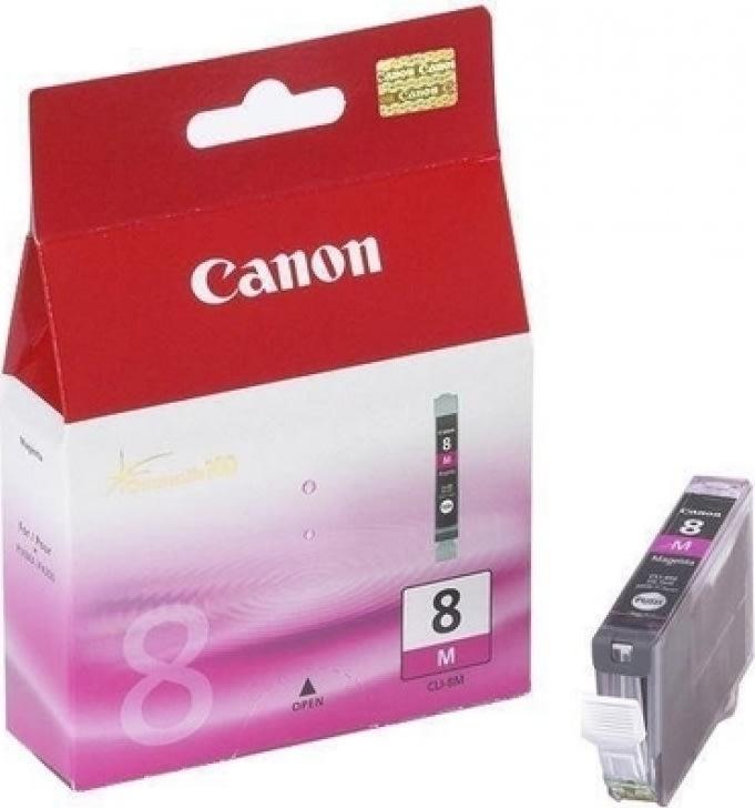 Canon CLI-8M blækpatron, rød, 420s