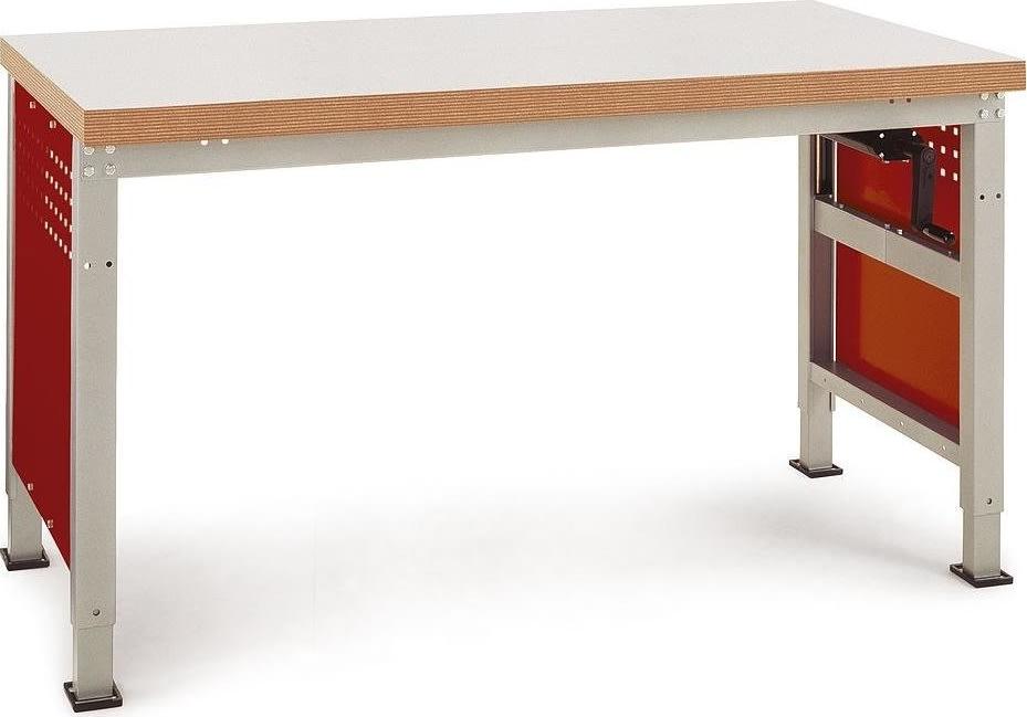 Manuflex manuelt hæve/sænk,150x70,40 mm,Kunststof