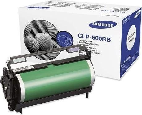 Samsung CLP-500RB lasertromle, sort, 12500s