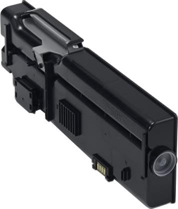 Dell 593-BBBU lasertoner, sort, 6000s