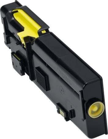 Dell 593-BBBR lasertoner, gul, 4000s