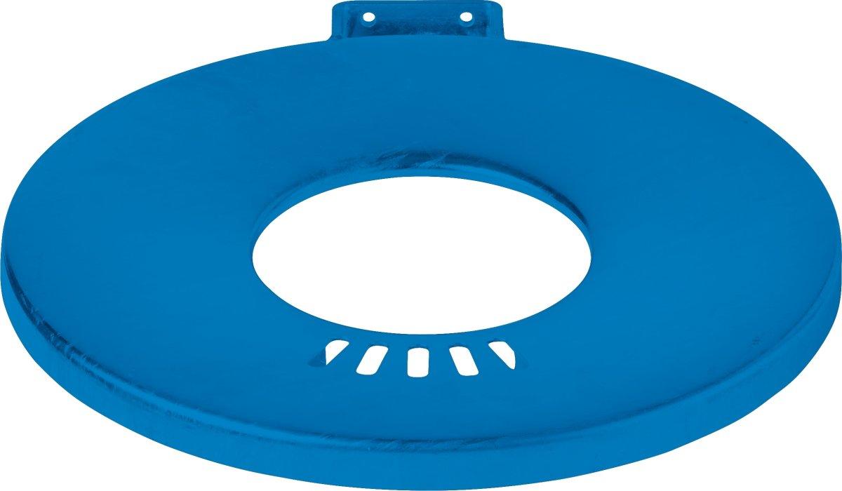 RMIG Låg t/823U i blå, varmtgalvaniseret