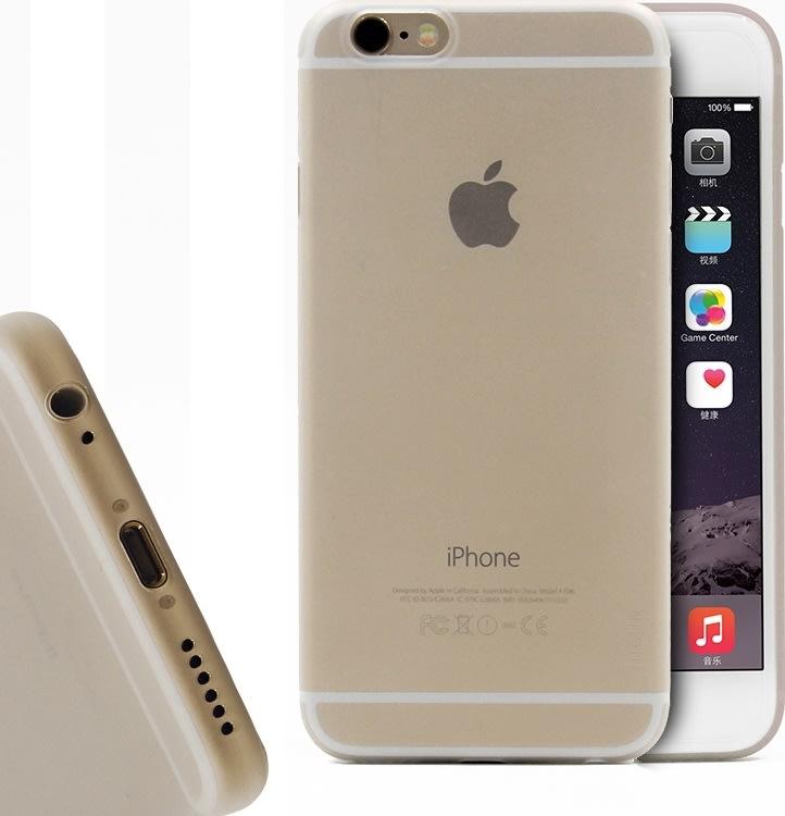 Twincase iPhone 6S case, transparent hvid