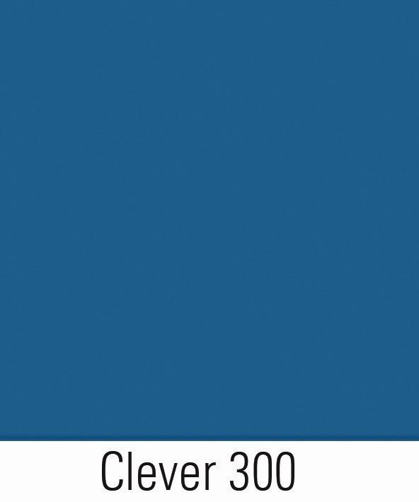 Lintex Mood Flow, 75 x 75 cm, blå clever