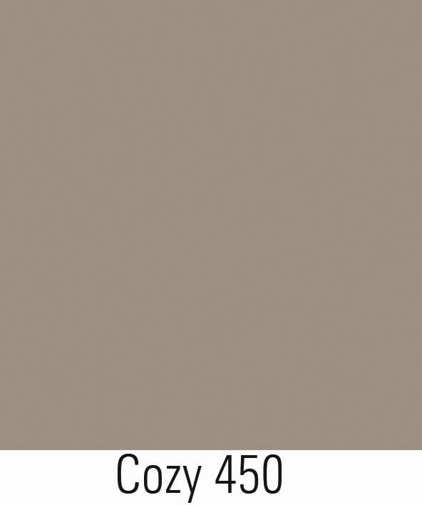 Lintex Mood Flow, 125 x 100 cm, gråbrun cozy