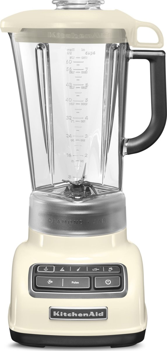 KitchenAid Diamond Blender, 1,75l, Creme