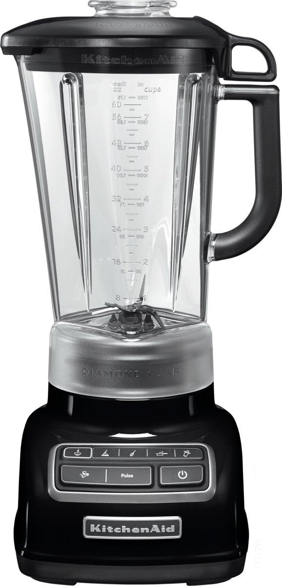 KitchenAid Diamond Blender, 1,75l, Sort
