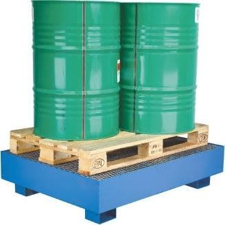 Opsamlingskar - til 2 tønder