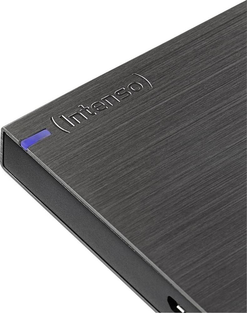 """Intenso Memory Board 2.5"""", 1TB, USB 3.0, Grå"""