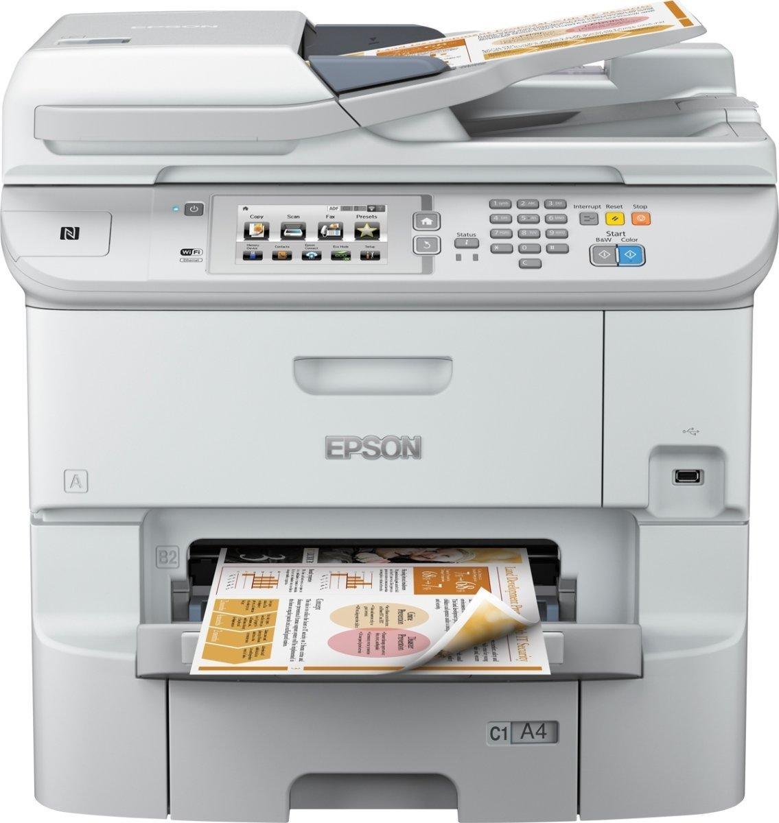 EPSON WorkForce Pro WF-6590DWF MFP farveprinter