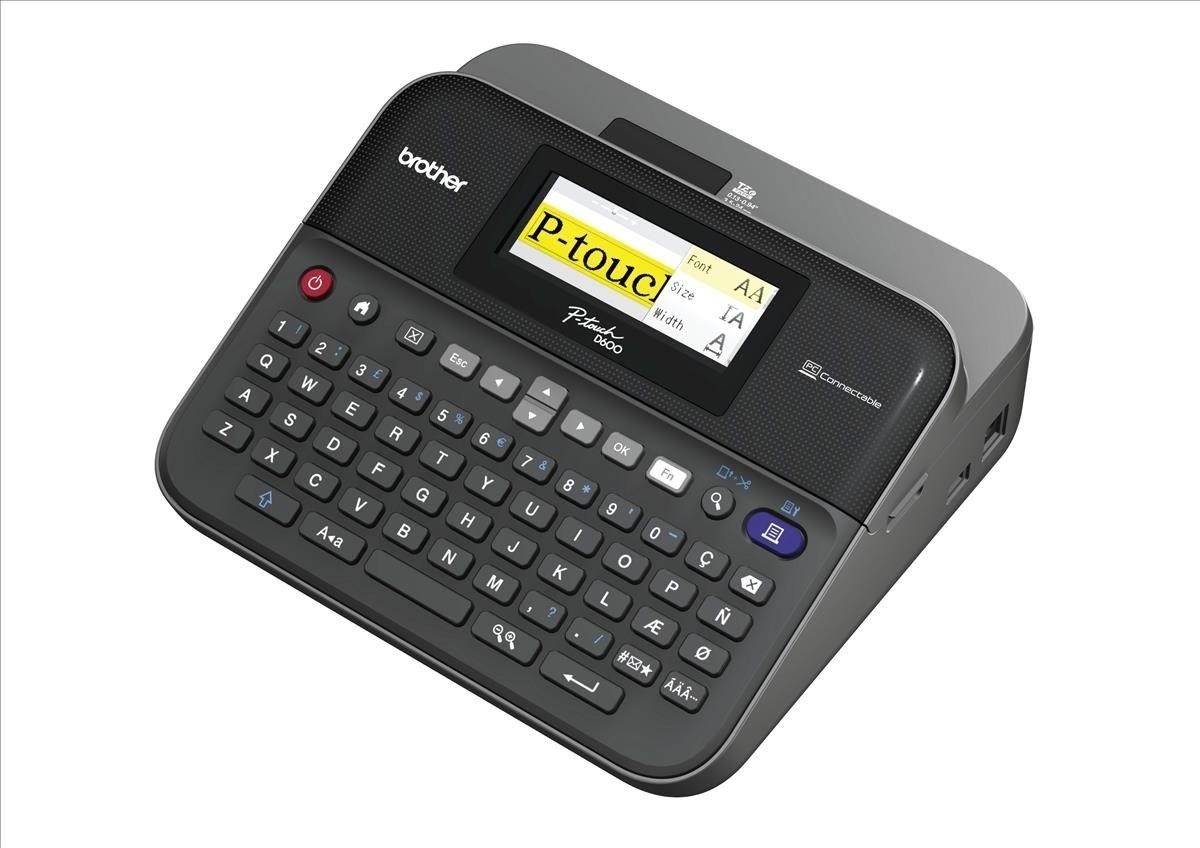 Brother PT-D600VP labelmaskine