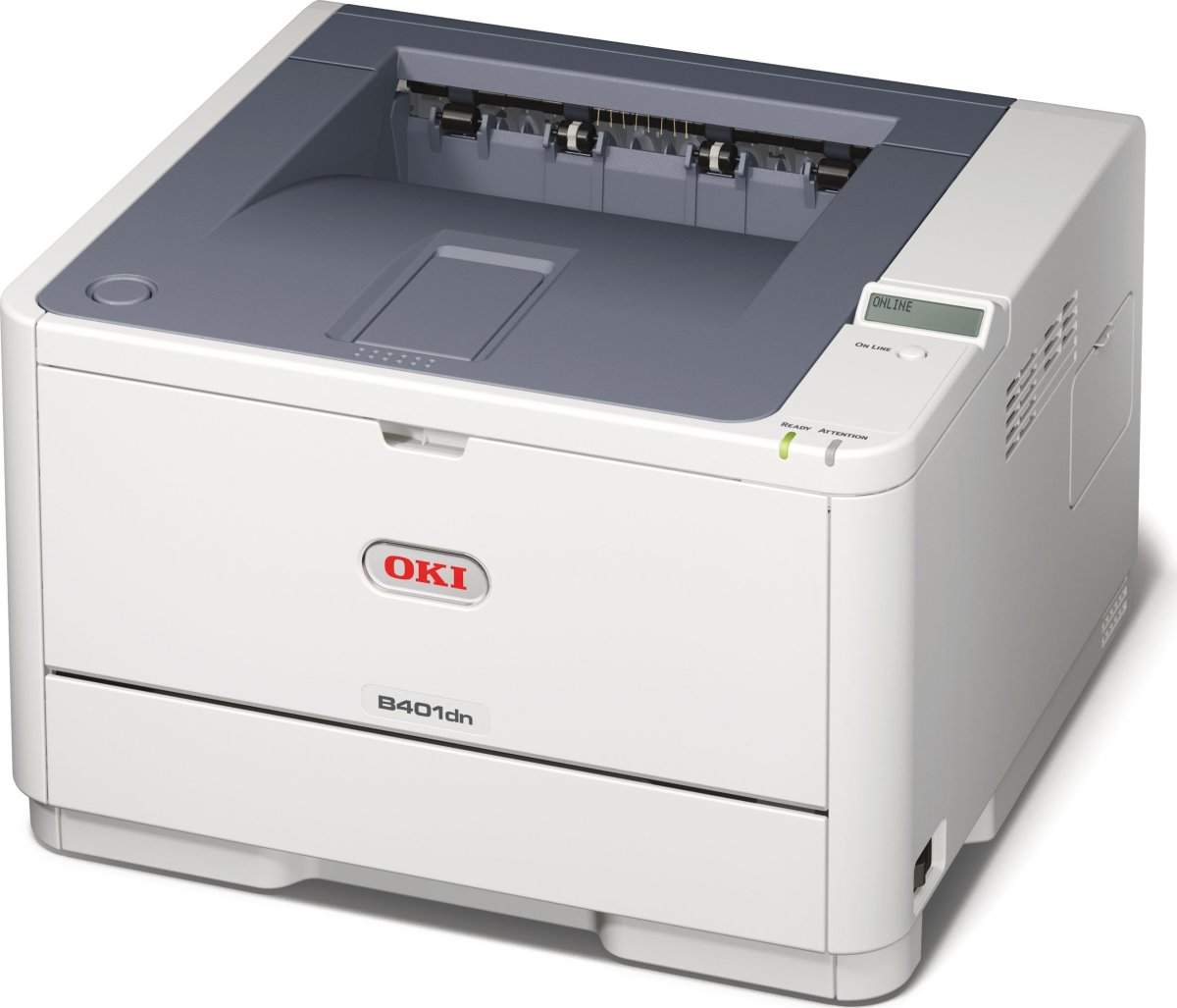 OKI B432dn sort/hvid laserprinter