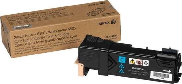 Xerox 106R01591 lasertoner, blå, 1000s.