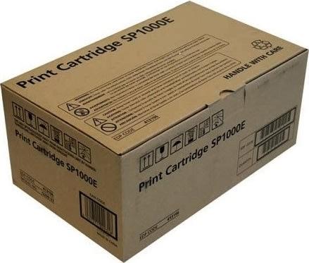 Ricoh 406525/413196 lasertoner, sort, 4000s