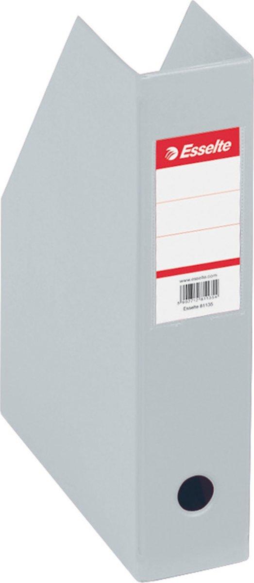 Esselte Vivida Maxi A4 tidsskriftholder, grå